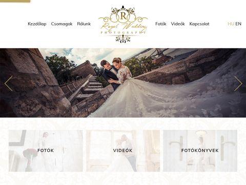 Esküvői szolgáltató: Royal Wedding Photography