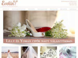 Esküvői szolgáltató: Evelin Ruhaszalon