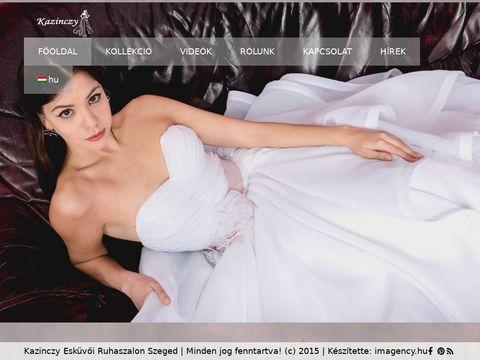 Esküvői szolgáltató: Saint Wedding Esküvői és Estélyi Ruhaszalon