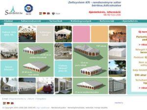 Esküvői szolgáltató: ZeltSystem Kft