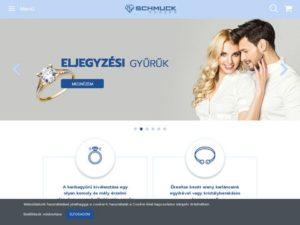 Esküvői szolgáltató: Schmuk Ékszer
