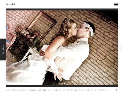 Esküvői szolgáltató: Sebi Fotóstúdió