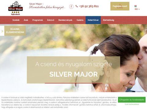Esküvői szolgáltató: Silver Major