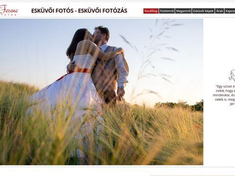 Esküvői szolgáltató: Szádvári Ferenc Riportfotós