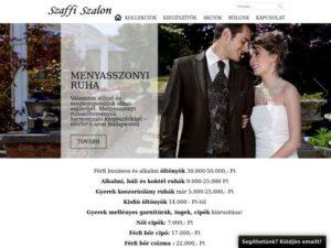 Esküvői szolgáltató: Szaffi Szalon Mammut Wilvorst