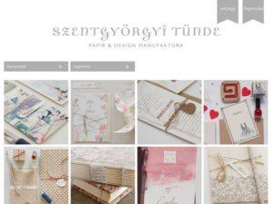 Esküvői szolgáltató: Papír & Design Manufaktúra