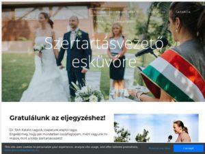 Esküvői szolgáltató: Szertartas.com