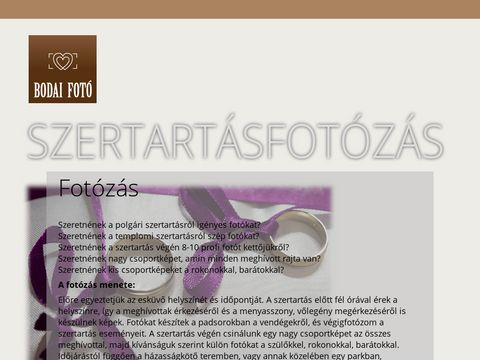 Esküvői szolgáltató: B65-esküvői fotózás