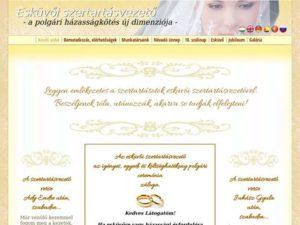 Esküvői szolgáltató: Esküvői szertartásvezető