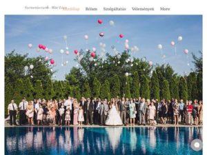 Esküvői szolgáltató: Máté Lívia
