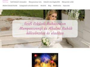 Esküvői szolgáltató: Szofi Szalon