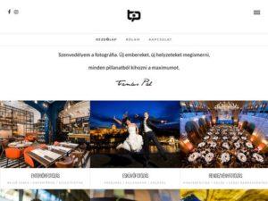 Esküvői szolgáltató: Tamás Pál Fotóriporter