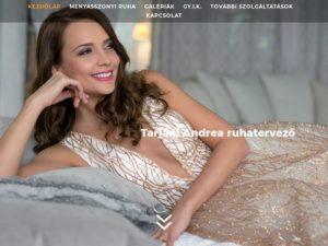 Esküvői szolgáltató: Tarjáni Andrea Esküvői Ruha Készítő