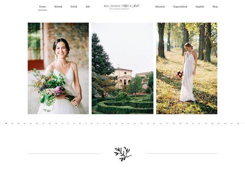 Esküvői szolgáltató: Bell Studio