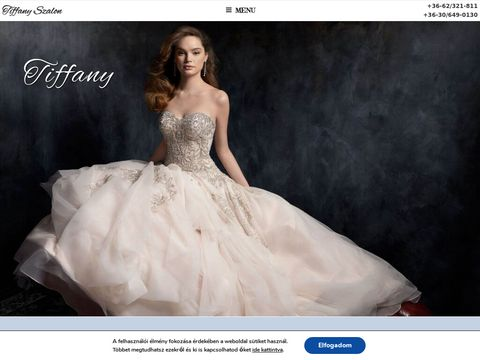 Esküvői szolgáltató: Tifanny Esküvői Ruhaszalon Szeged