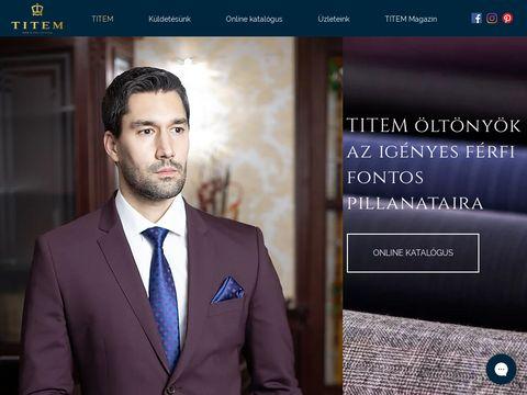 Esküvői szolgáltató: Men's Collection Budapest