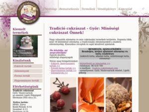 Esküvői szolgáltató: Tradíció Cukrászat