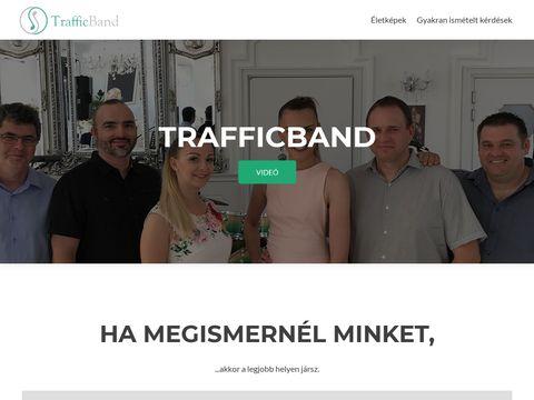 Esküvői szolgáltató: Traffic Band