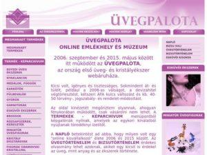 Esküvői szolgáltató: Üvegpalota Divatékszer Webáruház