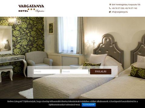 Esküvői szolgáltató: Varga Tanya Hotel