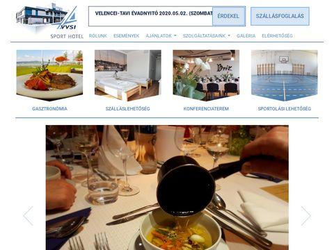 Esküvői szolgáltató: VVSI Bríz étterem