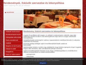 Esküvői szolgáltató: Zábori.hu