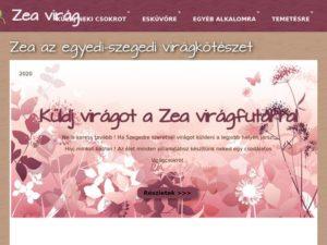 Esküvői szolgáltató: Zea Egyedi Virágkötészet