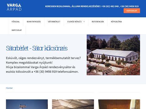 www.vargaarpad.hu