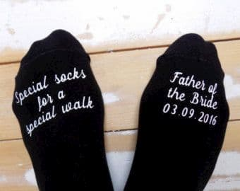 szülőköszöntő ajándék zokni