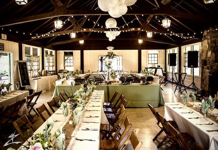 rusztikus esküvői stílus