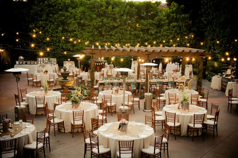 vintage esküvői stílus